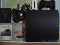 Ps3 comtroler control charger gta5 internet dongle Vodafone hdmi amd power cable.