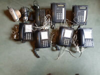 Phones from office clearout