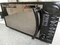 Russell Hobbs Microwave Model RHM1714B, Black, 17litre capacity