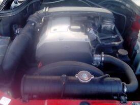 Mercedes benz 1.8 c class 1999