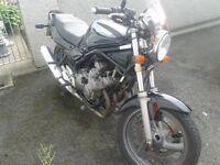 Yamaha xj600 N motorbike motorcycle not Honda Kawasaki Suzuki Aprilia Harley davidson bmw Triumph