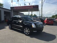 2013 Cadillac Escalade EXT luxury  gps tv/dvd  tres rare  fin de