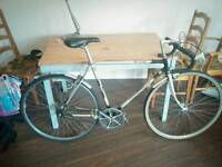 racing bike raleigh vintage road racer cycle l'eroica