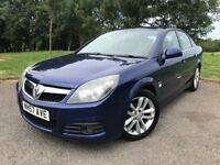 2007 57 VAUXHALL VECTRA SRI 1.8i VVT 5 DOOR HATCHBACK - DECEMBER 2018 M.O.T - CHEAP EXAMPLE!!