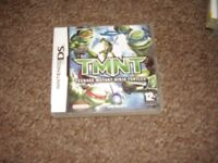 NINTENDO DS GAMES 2.50 EACH TOP CONDITION