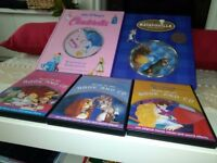 Childrens books with CD's