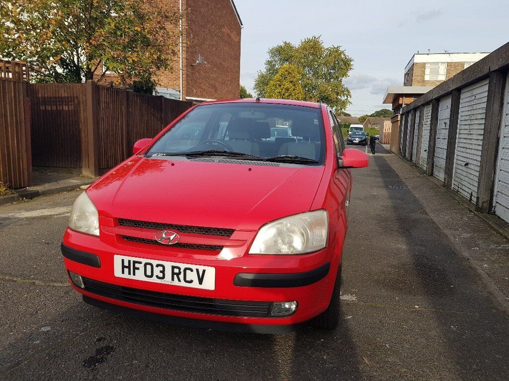 HYUNDAI GETZ 53000 MILES 2 OWNERS FULL SERVICE HISTORY