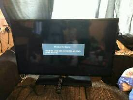 Samsung 40' led TV.. 37' LG HD