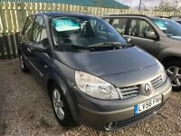 Renault Scenic 1.6 *ONLY 73K-12 MOT+3 MONTH WARRANTY*