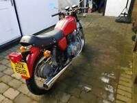 Honda 400/four 2698 genuine miles