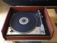Vintage 1960s/70s Goldring GL75 turntable, fully working