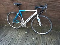 ADULT CLAUD BUTLER SAN REMO RACING BIKE WITH 16 GEARS
