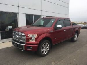 2015 Ford F-150 Platinum ONE OWNER LIKE NEW!!