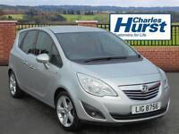 Vauxhall Meriva TECH LINE (silver) 2013-09-30