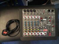 Allen & Heath Zedi 10fx USB mixer