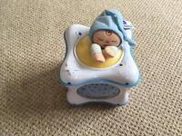 Baby night light musical toys