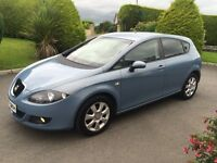 SEAT LEON STYLANCE 1.9 TDI, 2007, FULL YEARS MOT **Finance This Car From £22.73 Per Week**