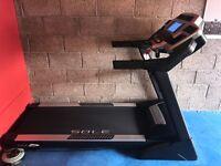 Sole F85 folding treadmill RRP £2799