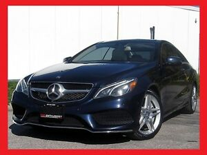 2014 Mercedes-Benz E-Class E550 COUPE AMG PKG+WARRANTY
