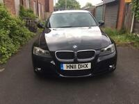 Bmw 320d efficientdynamics 2.0 diesel M sport rap saloon 2011