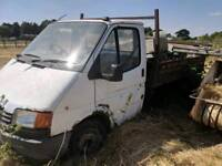 Ford transit tipper for spares or repair