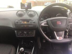 Seat Ibiza CR FR 2ltr diesel 63reg