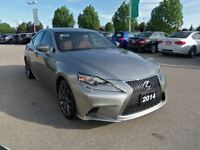 2014 Lexus IS 250 F-SPORT AWD