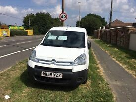 2009 59 Citroen berlingo LX625 HDI