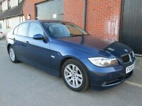 2006 (56) BMW 3 SERIES 320 DIESEL FULL HISTORY Part exchange available / Credit & Debit cards