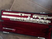 Yamaha 421 Silver flute