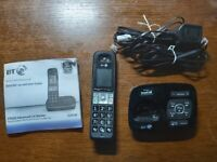 Digital Cordless Phone with Answering Machine and Call Blocker