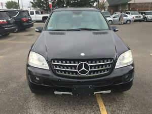 2008 Mercedes-Benz M-Class 3.5L, Loaded, Leather Roof and More ! London Ontario image 8