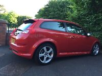 2010 Volvo C30 R-Design 1.6D - Leather Seats, 12 months MOT - Not S40 astra corsa clio golf polo a3