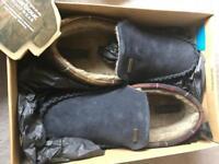 Men's Barbour Monty slippers 10 BNIB