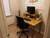 Bespoke Handcrafted Desk