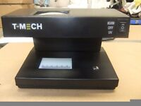 T-Mech 4w UV Banknote Fraud Detection Light