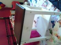 bedside table/side table