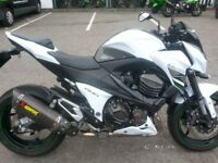 Kawasaki z800 2015 great condition