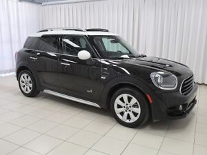 2019 MINI Cooper Countryman ALL4 AWD TURBO w/ HEATED SEATS, DUAL
