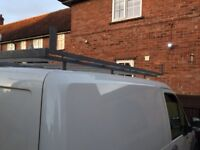 Ford connect roofrack