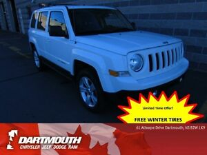 2014 Jeep Patriot NORTH/4X4