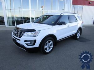 2016 Ford Explorer XLT 4WD w/Leather, Second Row Bucket Seats