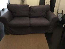 IKEA ektorp sofa - blue