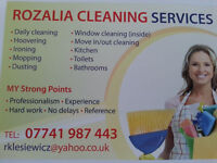 Rozalia -Cleaning Services
