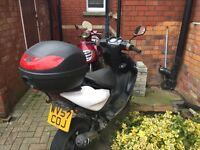 YAMAHA YQ 50 AEROX 2007 for Spares of Repair