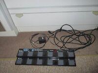 Midibuddy Midi foot controller