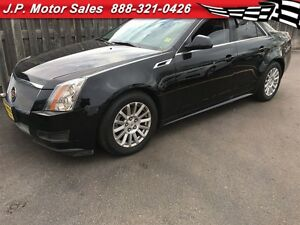 2012 Cadillac CTS AWD, Panoramic Sunroof, Leather, Bluetooth