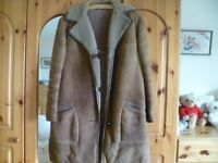 Sheepskin Coat.