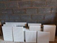 Radiators --- x15 ---- Good condition
