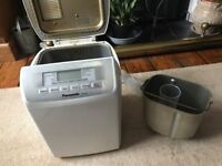 Panasonic SD255 Model Breadmaker with Raisin/Nut Dispenser